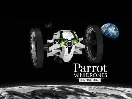 parrot- Jumping Sumo