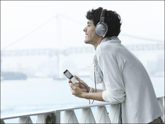 Sony Walkman A15: El reproductor digital de Audio en Alta Resolución más pequeño y ligero del mundo