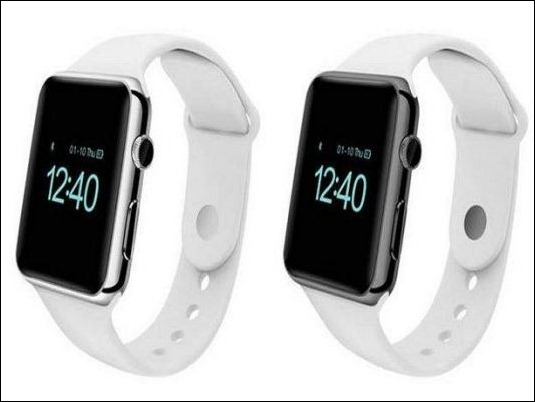 Aiwatch, el clon chino del Apple Watch