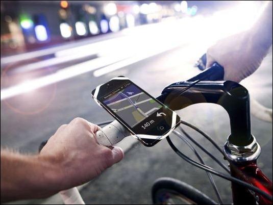 """""""BikeCityGuide"""", la app GPS para ciclistas"""