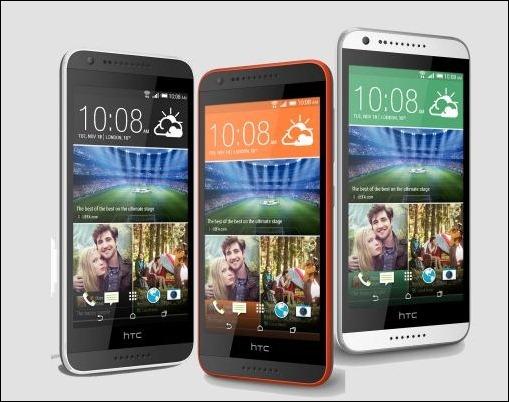 HTC Desire 620 combina un impresionante diseño, con un espectacular rendimiento multimedia