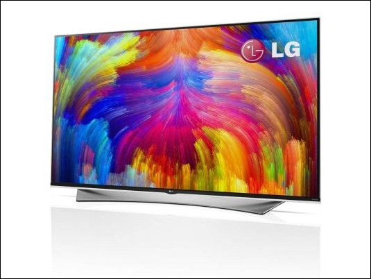 LG mostrará en el CES sus primeros TV 4K con tecnología quantum dot
