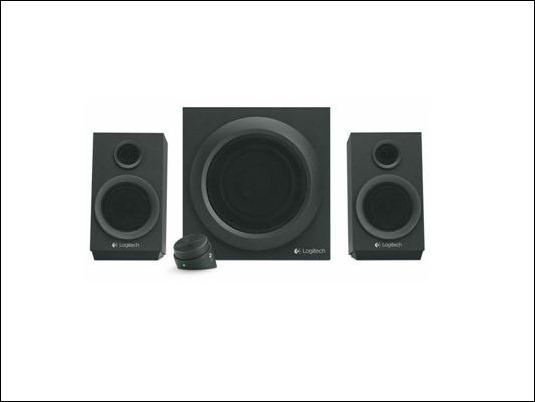Logitech Multimedia Speakers Z333