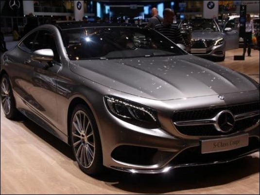 Mercedes Benz-S-Class