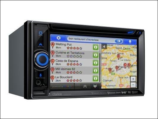 Clarion NX504E: la estación multimedia todo en uno con navegación integrada