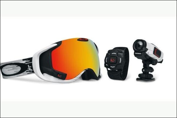 Garmin y Oakley revolucionan el uso de la tecnología en los deportes alpinos