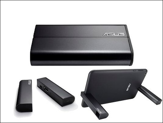 ASUS presenta un soporte de carga Micro USB para tablets