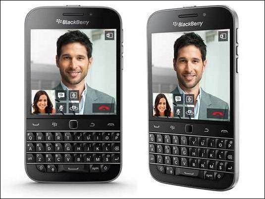 """Blackberry apuesta por lo """"clásico"""" con su nuevo móvil"""