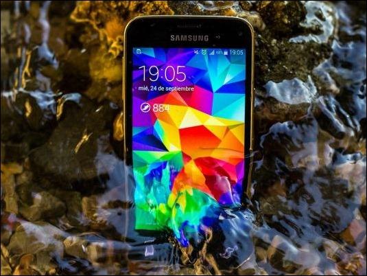 Samsung desmiente el uso de paneles SuperAmoled reciclados en sus móviles