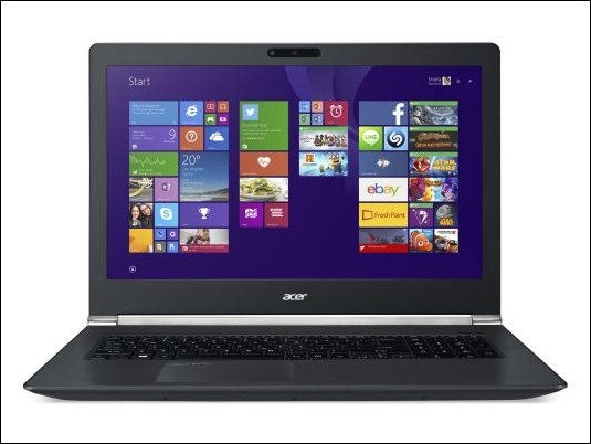 Acer anuncia que sus productos 2015  están preparados para Windows 10