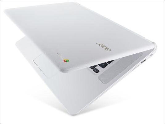 #CES2015: Acer presenta el primer Chromebook del mercado con pantalla de 15,6 pulgadas