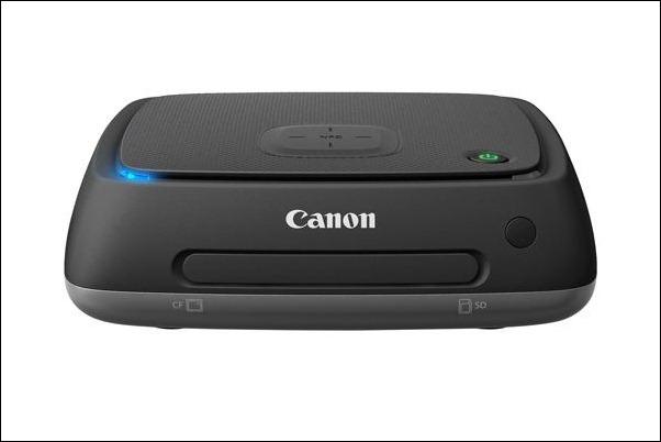 """Reúne todas tus imágenes en un solo """"gadget"""": Canon presenta el Connect Station CS100"""