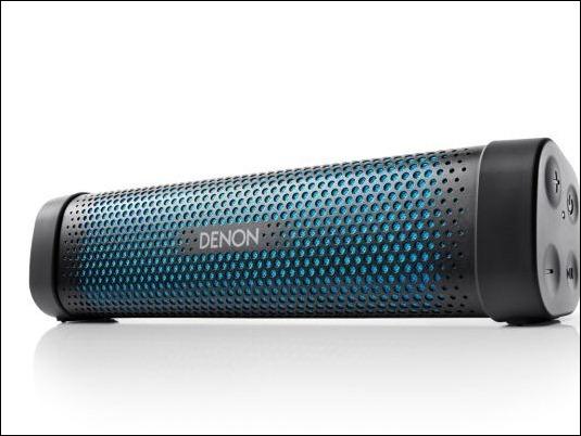 Denon Envaya mini: el altavoz peque con Bluetooth y NFC