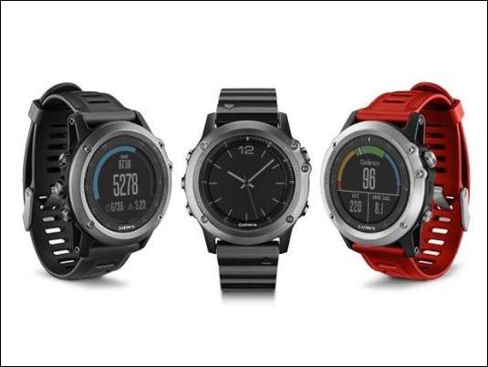 Garmin fēnix 3, reloj multideporte con GPS y con funciones inteligentes
