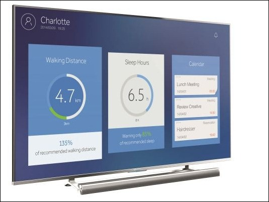 Haier presenta la TV Modular, la primera televisión que ofrece una experiencia interactiva personalizada