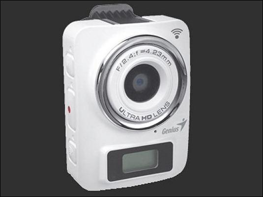 Genius Life-Shot FHD300, la cámara aventurera, videos sumergible y con WiFi