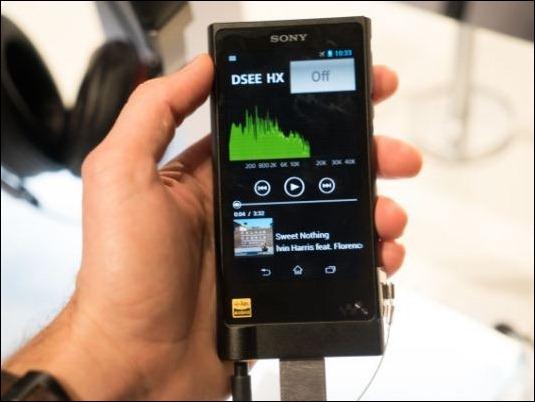 #CES2015: Sony presenta el nuevo Walkman