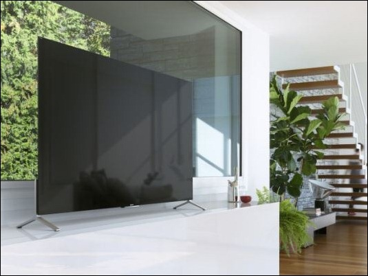 #CES2015: Sony lleva Android a sus TV 4K y Full HD