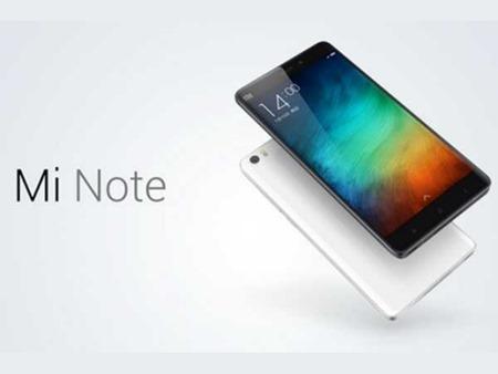 Xiaomi lanza el Mi Note para competir con el iPhone 6 Plus de Apple