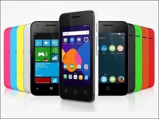 """#CES2015- """"Pixi 3"""",el teléfono que puede usar Android, Windows Phone y Firefox"""
