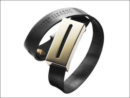 #CES2015: La Smartband de Sony se viste con los mejores diseños de moda.