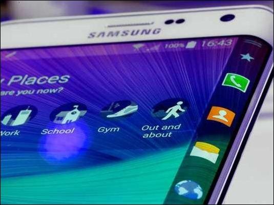 Próximo Galaxy S6 incluiría las pantallas laterales del teléfono Note Edge