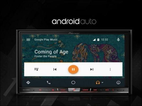 #CES2015: Pioneer lleva Android Auto a todos los coches