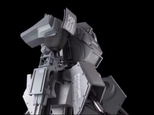 traje-robot