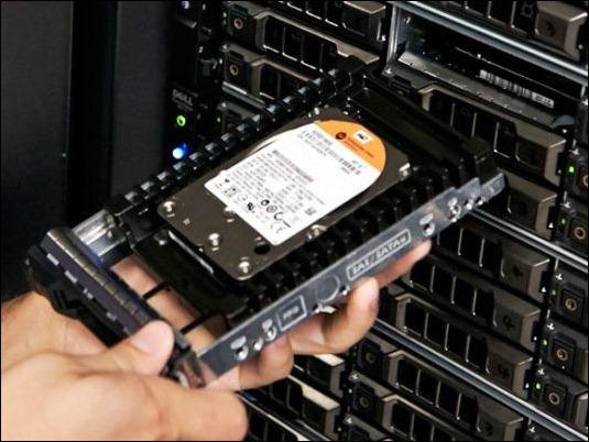 WD presenta el prototipo de disco duro híbrido de 4TB más rápido del mundo