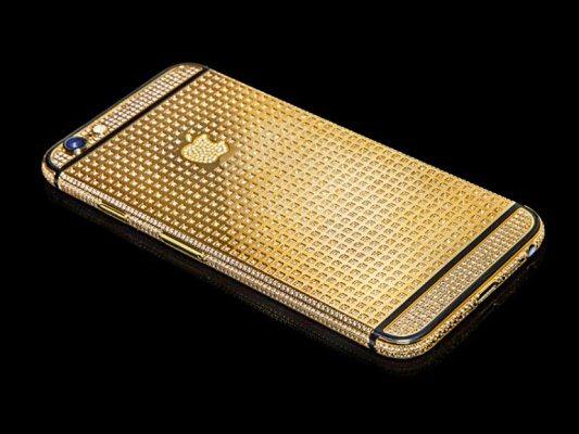 El lujoso iPhone 6 Diamond Ecstasy costará u$s3,5 millones