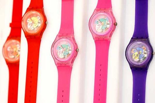 Swatch desarrollará reloj con función para realizar pagos electrónicos