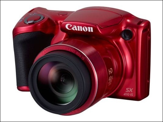 Acércate a tus momentos más preciados, con la cámara PowerShot SX410 IS de Canon