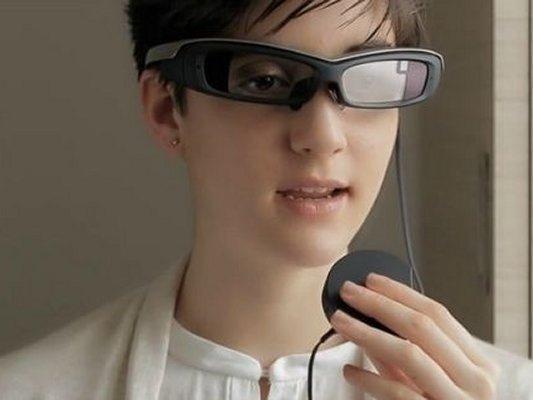 Sony lanza sus gafas inteligentes