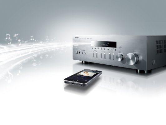 YAMAHA R-N301: El absoluto poder del sonido
