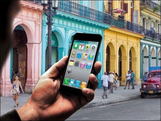 Apple llega a Cuba