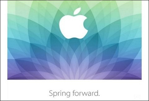 Apple invita a evento de primavera el 9 de marzo