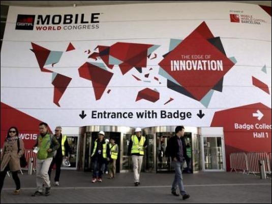 Barcelona, lista para un #MWC15 que protagonizarán móviles, vestibles e Internet