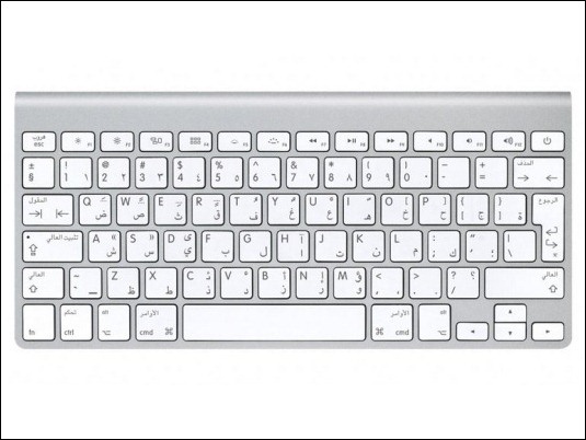 El Apple Wireless Keyboard será retroiluminado