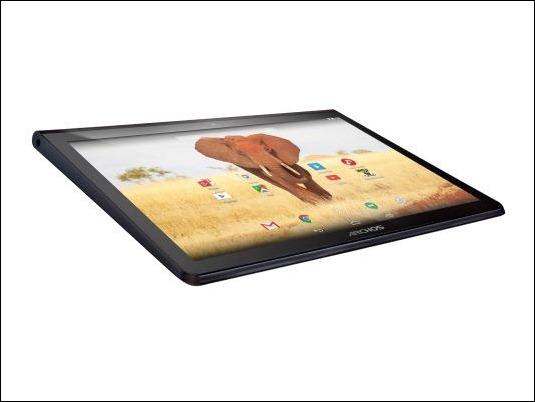Archos Magnus, los primeros tablets Android con 256 GB de almacenamiento interno.