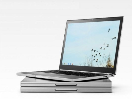 Chromebook Pixel, el portátil de lujo de Google