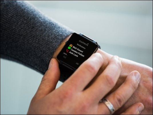 Garmin vívoactive,el smartwatch que vive a tu ritmo