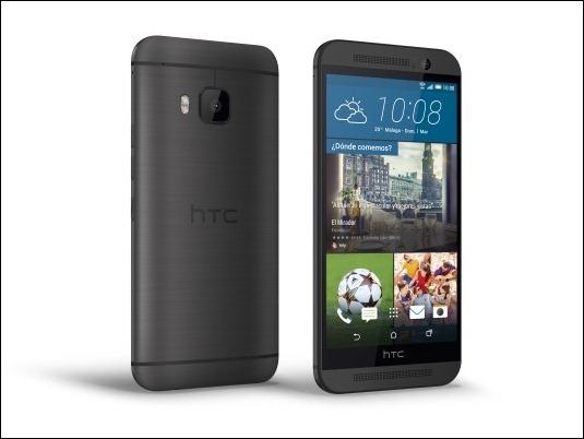 Vodafone España anuncia el lanzamiento del HTC ONE M9