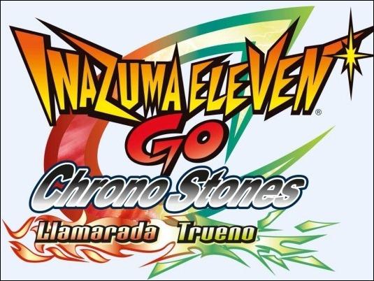 Inazuma Eleven GO: Chrono Stones Llamarada y Trueno, el RPG de fútbol llega este viernes a tu Nintendo 3DS