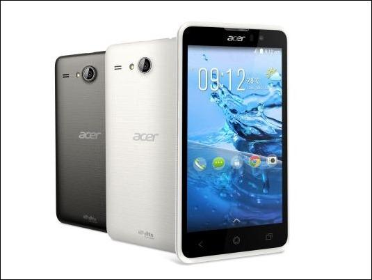 Acer Liquid Z520, entretenimiento móvil todo terreno