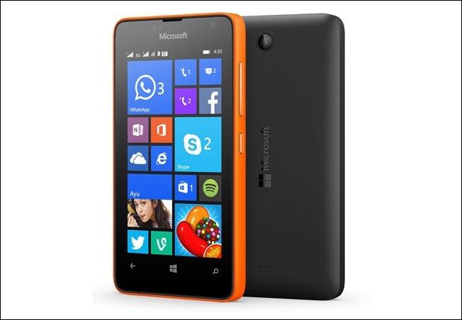 Microsoft presenta el Lumia más económico: 70 dólares