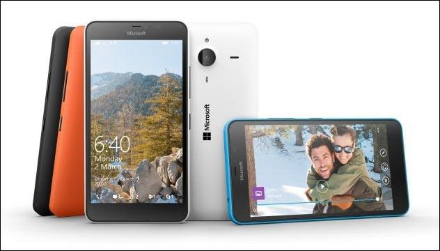 """#MWC15: Microsoft lanza los Lumia 640 y  Lumia 640 XL con pantalla de 5,7"""""""