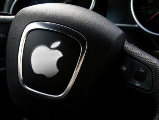 """El """"Apple Car"""" genera dudas y temores en la Semana del Automóvil de Ginebra"""