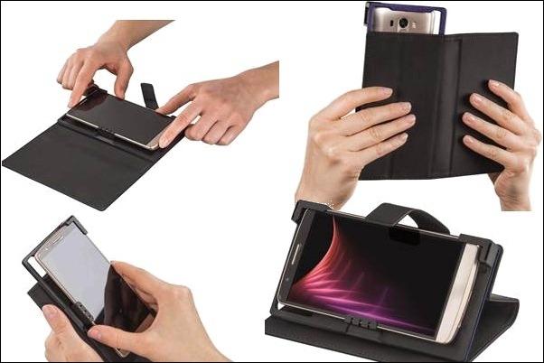 Hama lanza al mercado Push, su nueva línea de fundas universales para smartphone