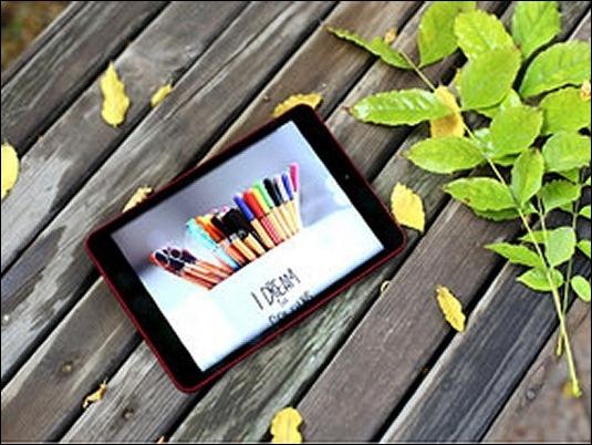 Tablet Sero 8 Pro de Hisense, Superdelgado y buen rendimiento