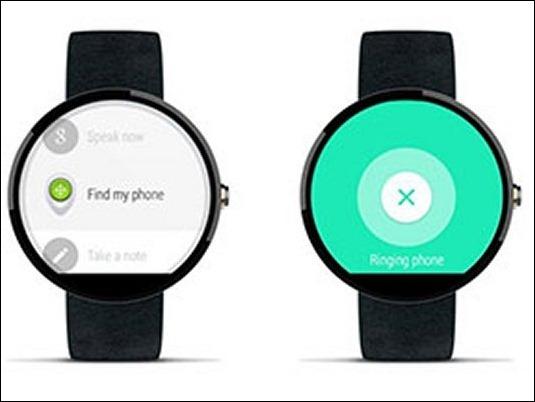 Ahora podrás encontrar tu smartphone Android desde tu smartwatch